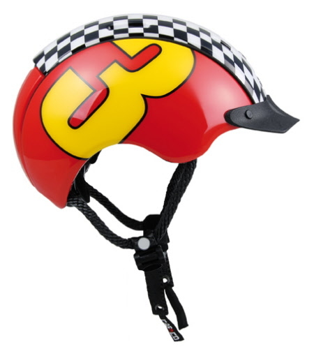 CASCO MINI-GENERATION Racer 3