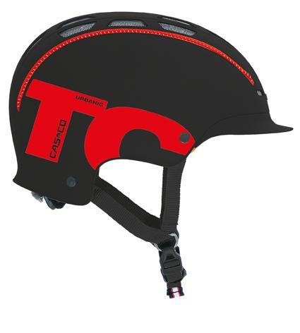 CASCO URBANIC-TC zwart rood