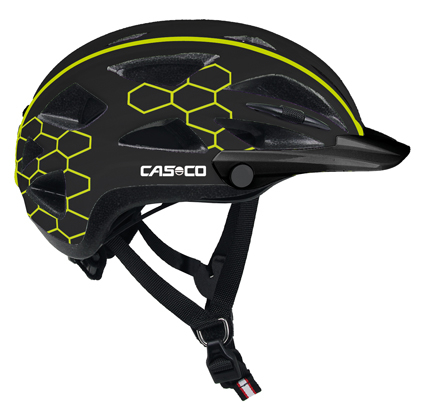CASCO ACTIV-TC techno zwart