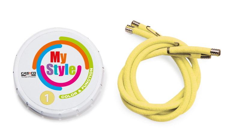 CASCO MyStyle biezen licht geel