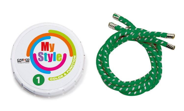 CASCO MyStyle biezen groen