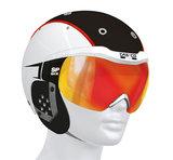 Casco SP-6 Competition skihelm met vizier