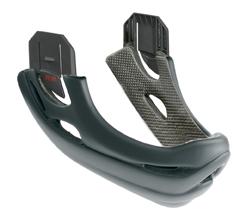 CASCO VIPER MX kin-beschermer zwart
