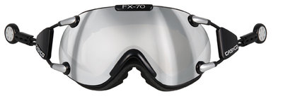 CASCO FX-70 Carbonic zwart-zilver