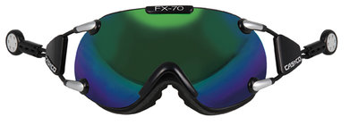 CASCO FX-70 Carbonic zwart-groen