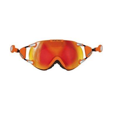 CASCO FX-70 Carbonic oranje