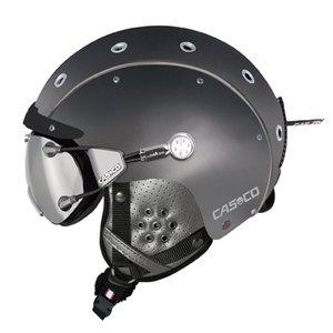 Casco SP-3 Airwolf skihelm gunmetal grijs