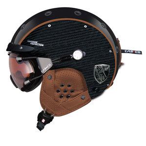 Casco SP-3 Limited Carbon Pure skihelm