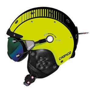 Casco SP-3 neon skihelm